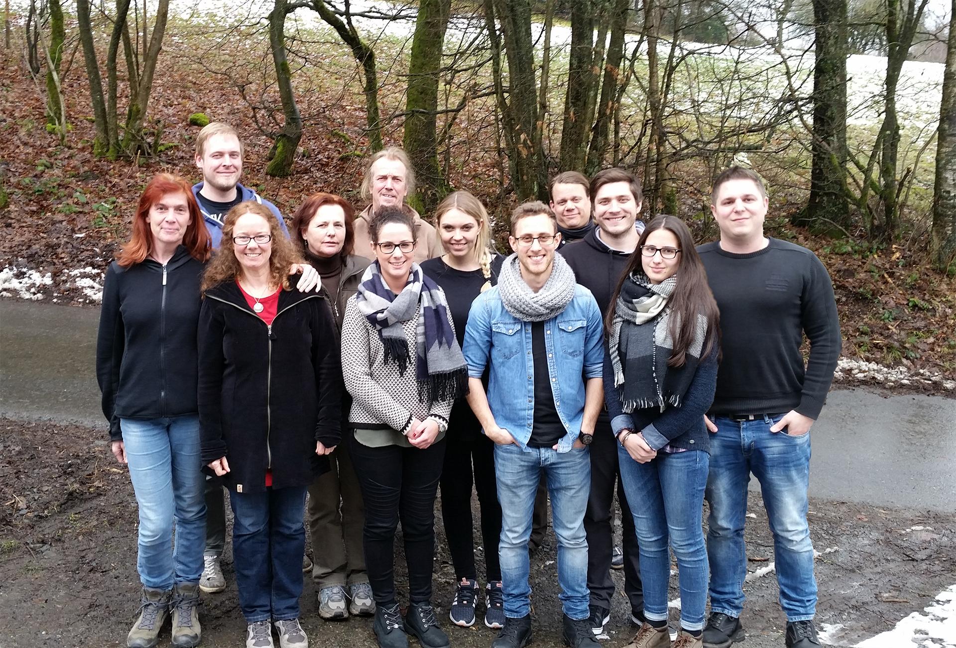 Jugendhaus Team