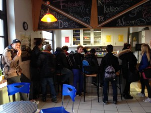 Fruehstueckscafe