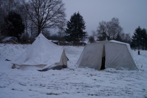 Winterkanutour 2005
