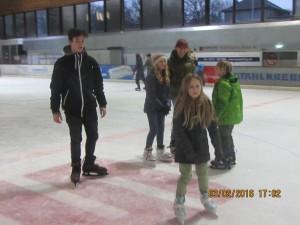 Eislaufen Mai 2016